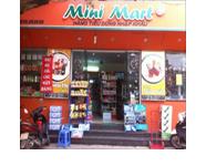 bộ máy quản lý bán hàng siêu thị mini