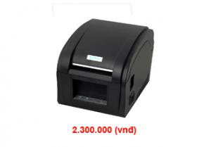 máy in mã vạch xp-360B